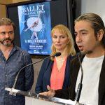 """El Ballet Nacional Ruso de Sergey Radchenko representa """"La Bella Durmiente"""" sobre las tablas del Quijano"""