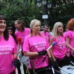 Puertollano: Batucada contra el cáncer de mama