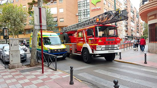bomberos-calle-alarcos