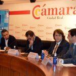 """Herrera: """"Ciudad Real es una ciudad privilegiada para invertir y para emprender"""""""