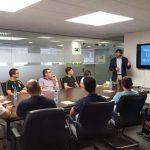 Puertollano: Sesión Coworking para emprendedores con visita a Deimos y ponencia de Liderazgo Broadway