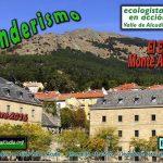 Puertollano: Una ruta senderista de Ecologistas en Acción ascenderá al pico Abantos en El Escorial