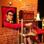 La Tomasa vuelve al infantil del Teatro de la Sensación con «Los Cuentilocos»