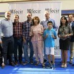 Un total de 62 jugadores amateur han participado en el I Torneo de Golf ATM-FECIRSPORT