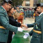 Ciudad Real: Las instituciones agradecen a la Guardia Civil su trabajo en defensa del estado de derecho