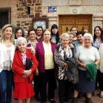 La presidenta de AMFAR reivindica en Granátula a las mujeres como pieza clave en el mantenimiento de la vida de los pueblos