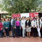 Merino: «Las mujeres rurales son ejemplo de fortaleza, valentía y coraje»