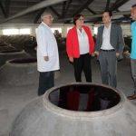 El Gobierno de Castilla-La Mancha muestra su apoyo al trabajo que realiza la Cooperativa Vitivinícola San José de Herencia