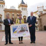 Almodóvar del Campo protagonizará el cupón de la ONCE del 1 de noviembre