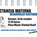 Oro Blanco celebra la Semana Mundial de la Lactancia Materna con una exposición y un taller infantil