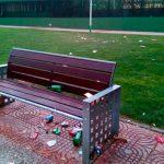 """Sanciones por el """"mal uso"""" de las servilletas en las terrazas y el incorrecto depósito de embalajes en contenedores"""