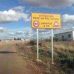 El alcalde de Villamayor de Calatrava agradece a la diputada Merino su interés por el arreglo de la carretera a Ciudad Real