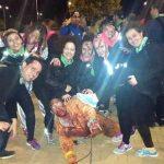 Más de 500 zombis tomaron Villarrubia de los Ojos… y disfrutaron de lo lindo