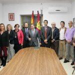Toledano pide a Page proyectos para promocionar el turismo sostenible en el Valle de Alcudia