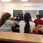 El Colectivo Estudiantil trata de unir a la comunidad educativa para combatir la actual situación de la educación