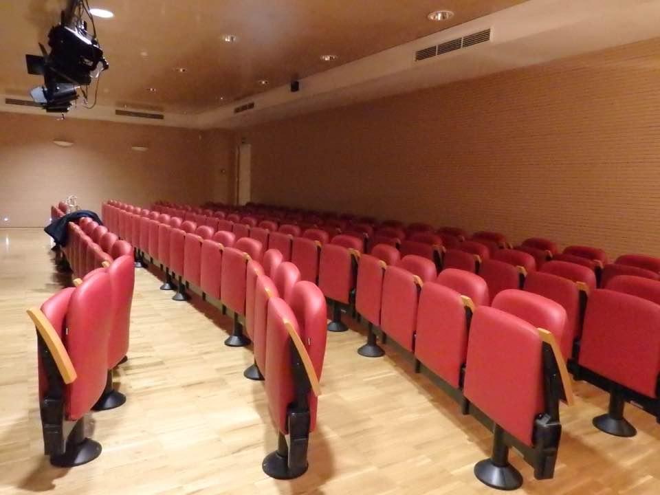 Ciudad real salvar el espacio para el arte y la cultura - Caja de arquitectos madrid ...