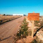 El Ayuntamiento de Herencia instalauna nueva señalización para caminos municipales