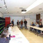 El curso cata y protocolo del vino de la Cámara de Comercio y la Diputación provincial reúne a más de 20 profesionales en Ciudad Real
