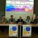 CortoCortismo presenta su IV Festival a decenas de estudiantes de audiovisuales de la Escuela de Arte