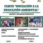 Puertollano: Curso formativo gratuito de iniciación a la educación ambiental en el Centro de Juventud