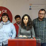 """Ciudad Real: Peinado pide a Rodríguez que se retracte de sus """"miserables"""" acusaciones y deje de """"calumniar"""" a Ganemos"""