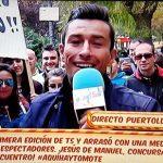 Puertollano: 'Sálvame' se va a la Fuente Agria para pedir el reencuentro de Operación Triunfo IV