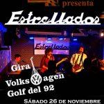 Puertollano: Rock and roll de los 80 este sábado en pub Luna a cargo de Estrellados