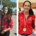 Patricia Maldonado participa en el Campeonato de España de Kárate junto a la selección de Castilla-La Mancha