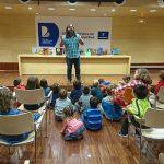 Cuentos con Pep Bruno en la Biblioteca