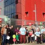 Ciudad Real: Podemos y la PAH «rompen el silencio» contra la pobreza energética