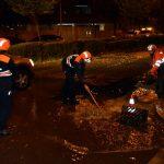 Protección Civil realiza una veintena de intervenciones a causa de balsas de agua