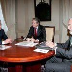 """El ministro de Fomento considera """"prioritaria"""" la salida ferroviaria de mercancías Badajoz-Puertollano"""