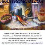 La Asociación Cultural Portus Planus retoma los talleres gastronómicos