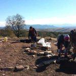 Terrinches concluye su campaña anual de excavaciones arqueológicas en el yacimiento de Castillejo del Bonete