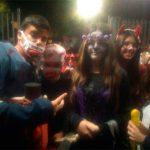 Noche terrorífica en Los Rosales