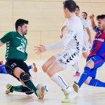 FC BARCELONA LASSA B4 –F.S.D. PUERTOLLANO3