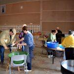 Granátula de Calatrava celebra sus Jornadas Tradicionales con la matanza y el queso artesano hoy como protagonistas