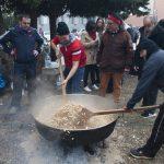 Ciudad Real: Migas solidarias para despedir el año