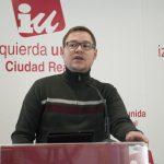 """Mellado exige al PSOE que detenga la """"campaña de difamación"""" contra el portavoz de IU en Almadén"""
