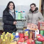 Alumnos de Aldea del Rey llevan a cabo una campaña de recogida de alimentos