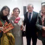 Alfar Arias colaboró en la conmemoración del centenario del CEIP Ramón y Cajal de Puertollano