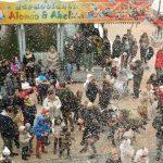 Las Campanadas Infantiles llenan de ilusión y de alegría Almodóvar del Campo