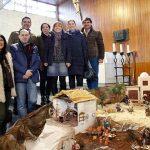 El colegio San José de Ciudad Real, orgulloso de su primer premio en el Concurso de Belenes organizado por el Ayuntamiento