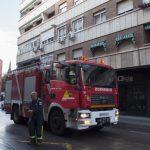 Ciudad Real: Susto por fuego en la cocina de una vivienda de la calle Tinte