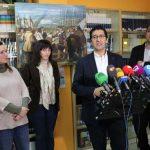 """Caballero apuesta por la """"urgente"""" eliminación de los puntos negros de la carretera Toledo-Ciudad Real y reivindica la opción sur de la futura A-43"""