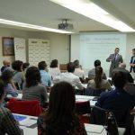 Más de 90 empresas y autónomos participan en los cursos del Aula de Administración y Finanzas de la Cámara y Liberbank
