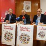 """Ciudad Real: Cáritas presenta su campaña de Navidad """"Llamados a ser comunidad"""""""