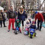 Puertollano: Fittipaldis bajo cero con la escudería Juguettos