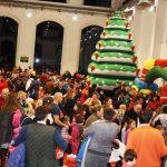 Puertollano: El parque navideño «La Central de los Sueños» abre este viernes hasta el 1 de enero