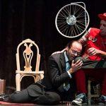 Este sábado la comedia 'El Asustador' de Lakarraka en el Teatro de La Sensación